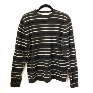 Other - Cashmere Striped Sweater